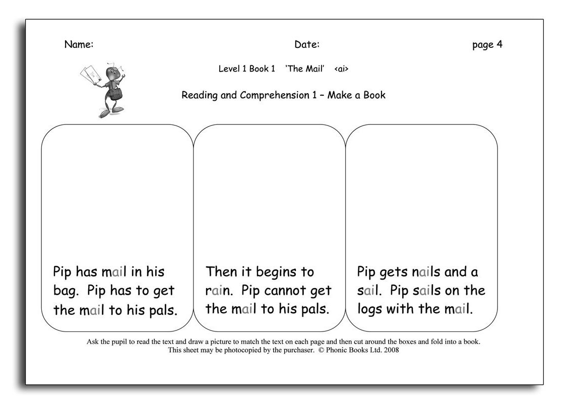 Dandelion Readers Level 1 Reading Amp Spelling Activities