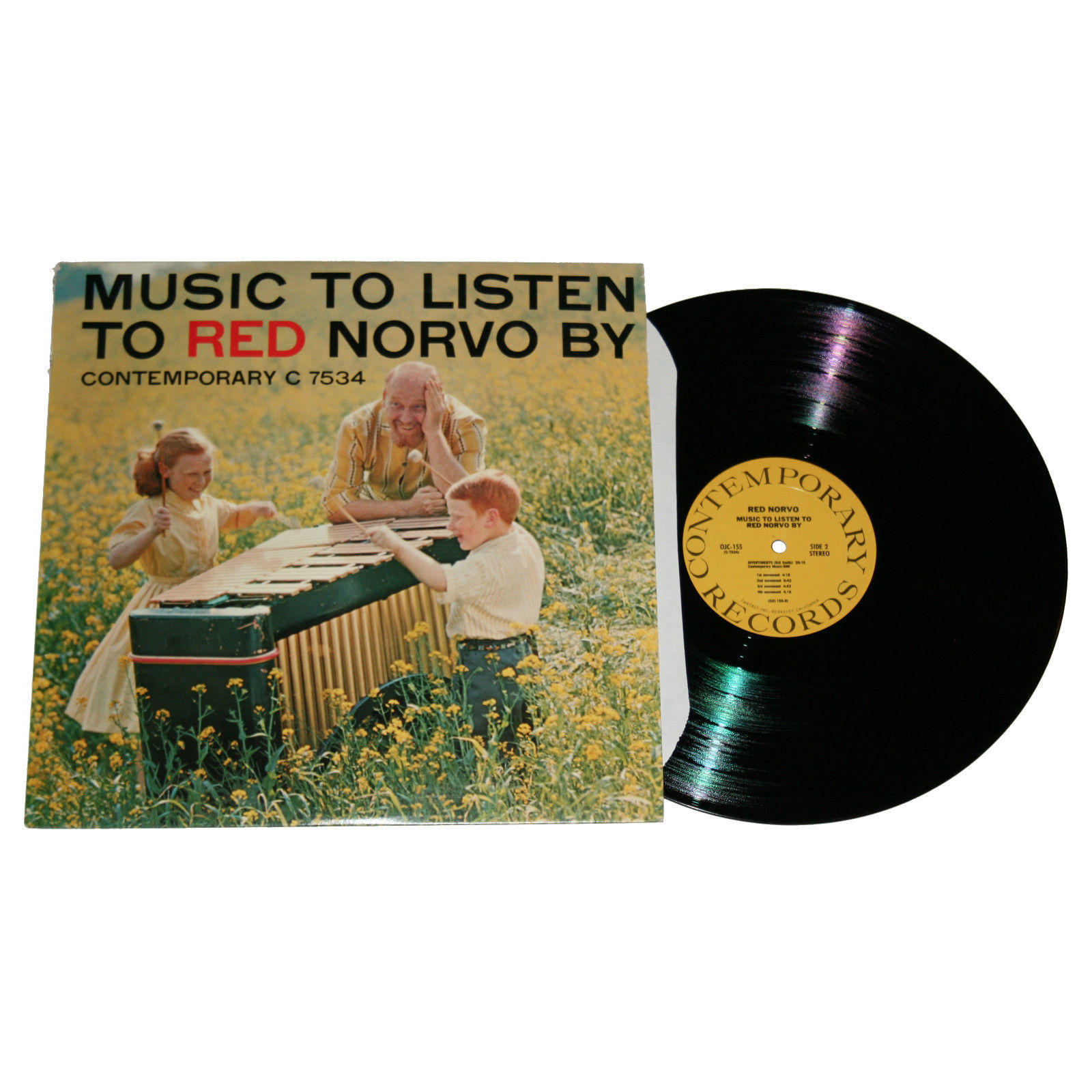 Red Norvo - Music To Listen To Red Norvo By Album