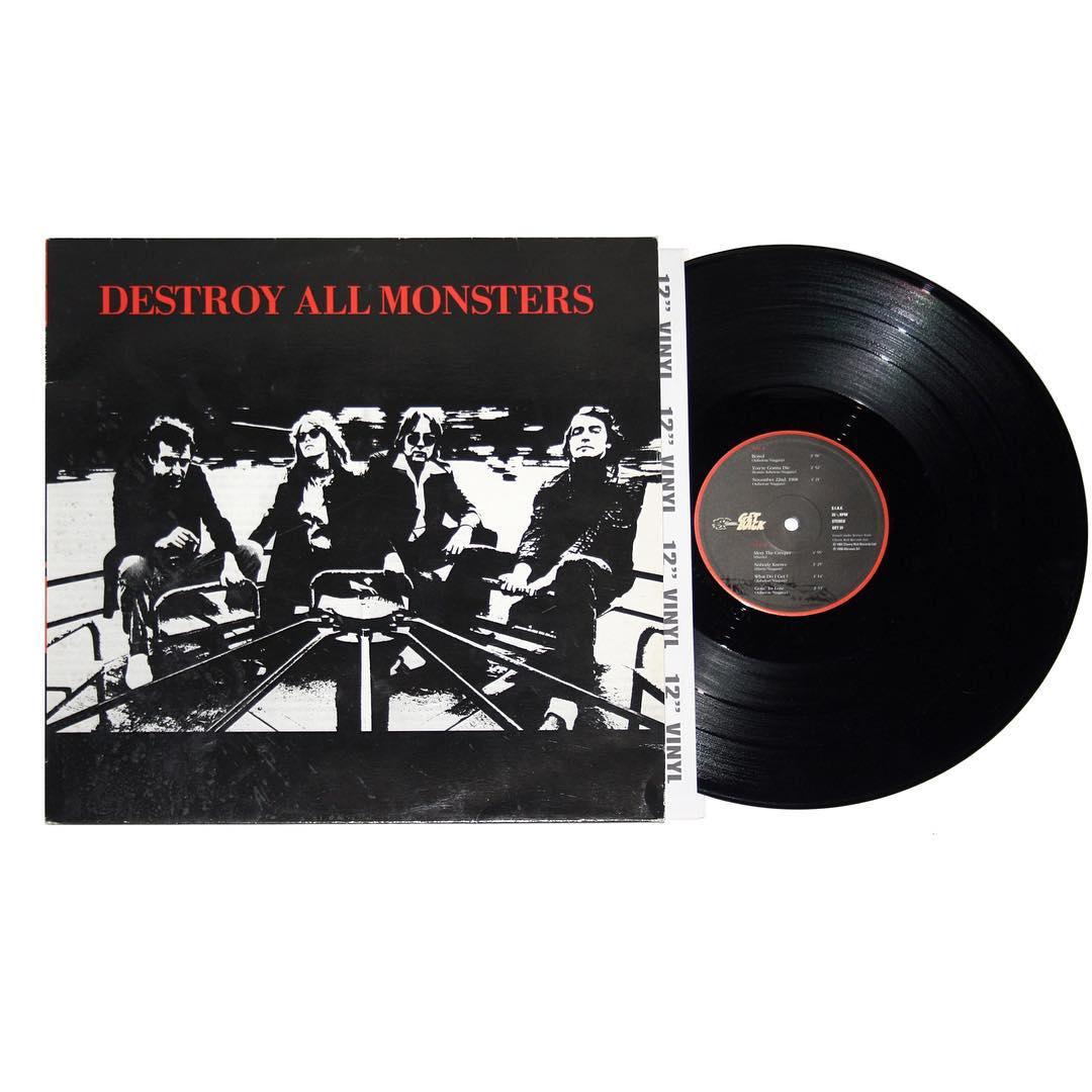Destroy All Monsters Vinyl
