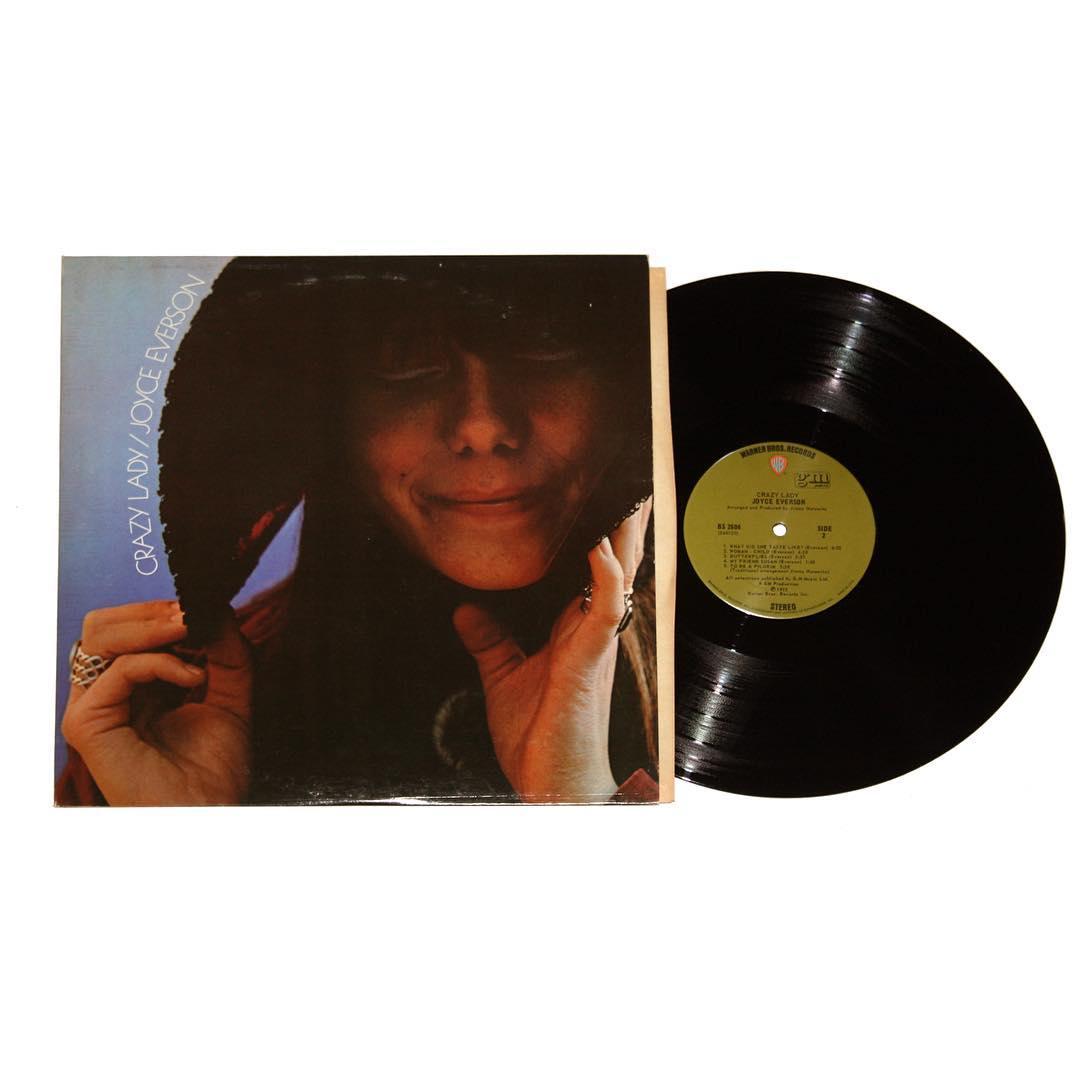 Joyce Everson - Crazy Lady Album