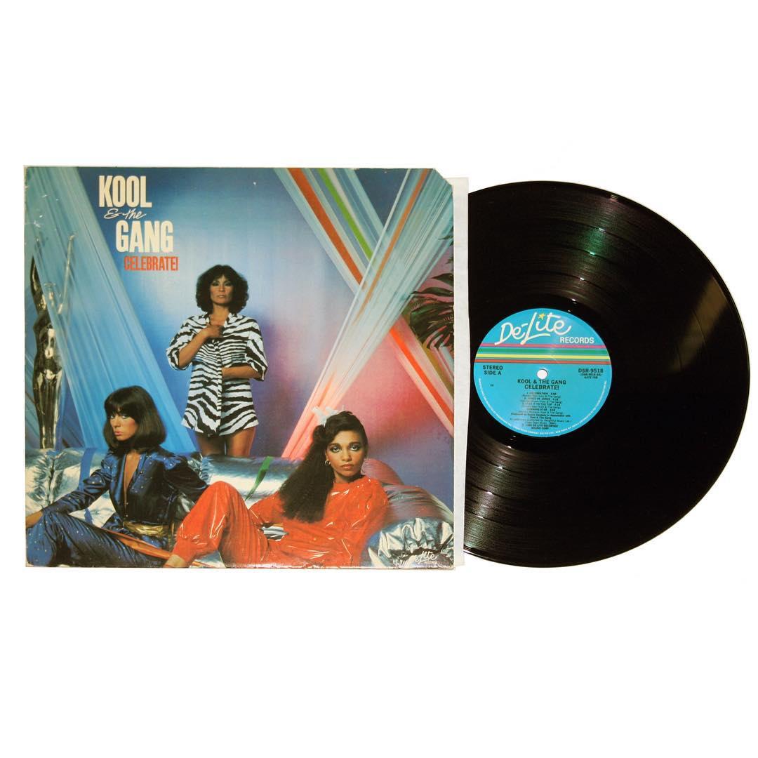Kool & The Gang - Celebrate! Album