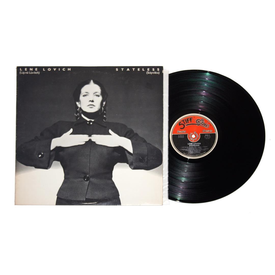 Lene Lovich - Stateless Album