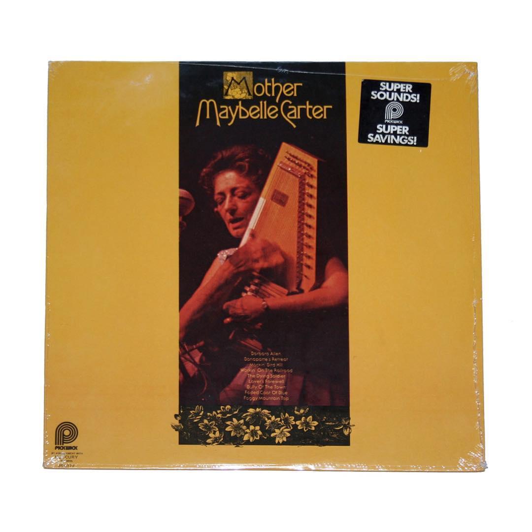 Mother Maybelle Carter - Self Titled Album