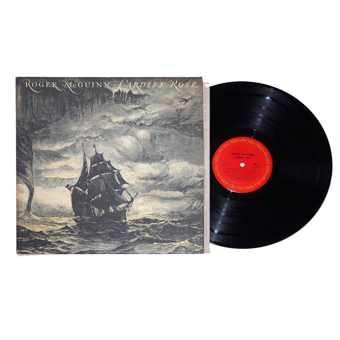 Roger McGuinn - Cardiff Rose Vinyl