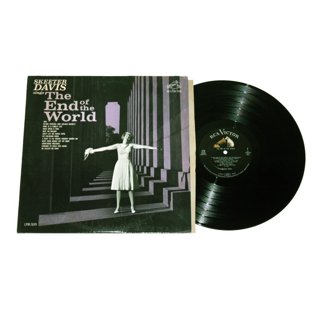 Skeeter Davis - The End Of The World Vinyl