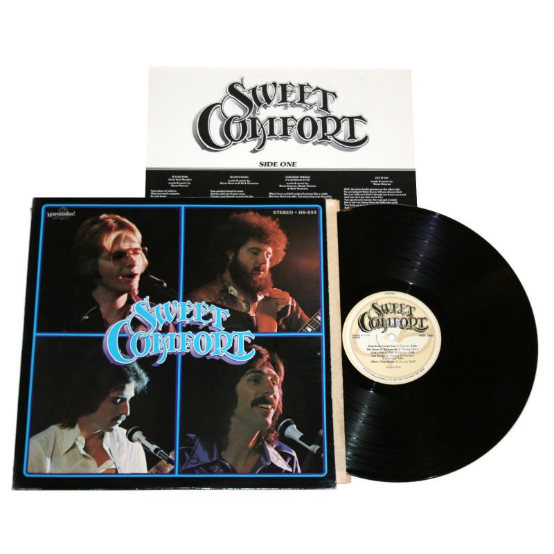 Sweet Comfort - Self Titled Album