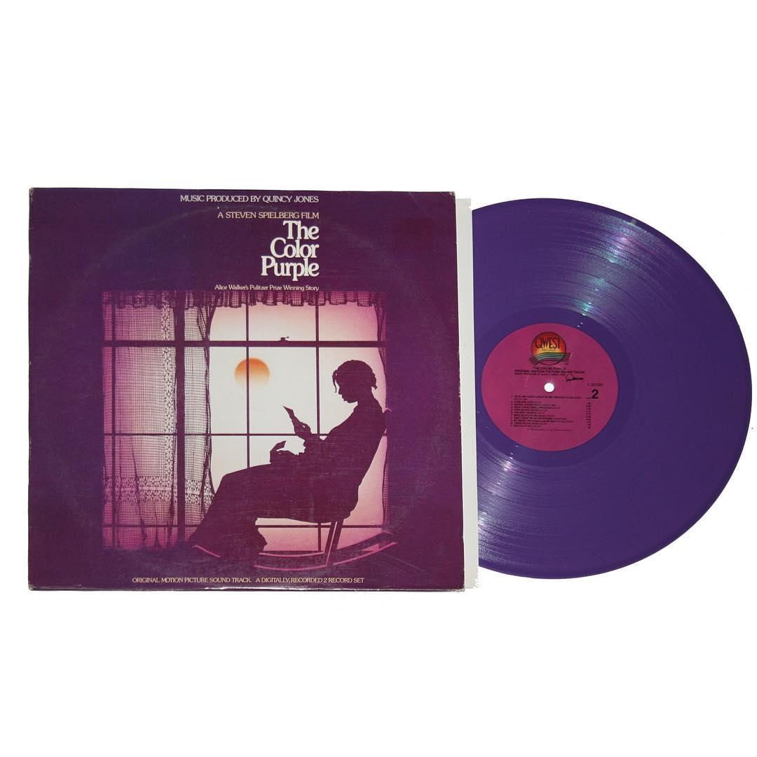 The Color Purple - Original Motion Picture Soundtrack