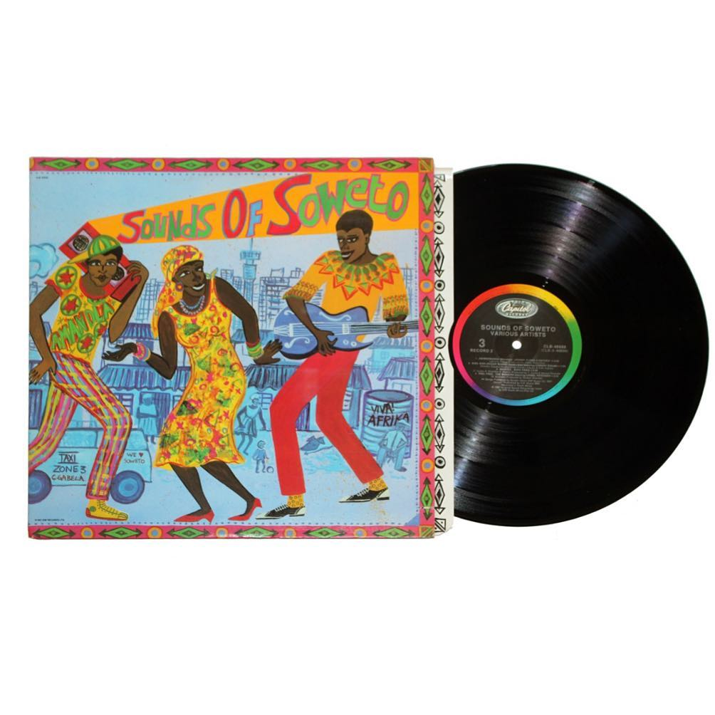 Various Artists - Sounds of Soweto Album