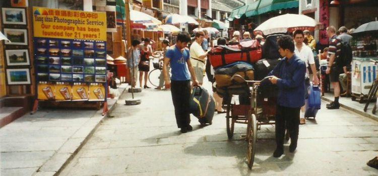 Yangshuo – Guilin – Kunming