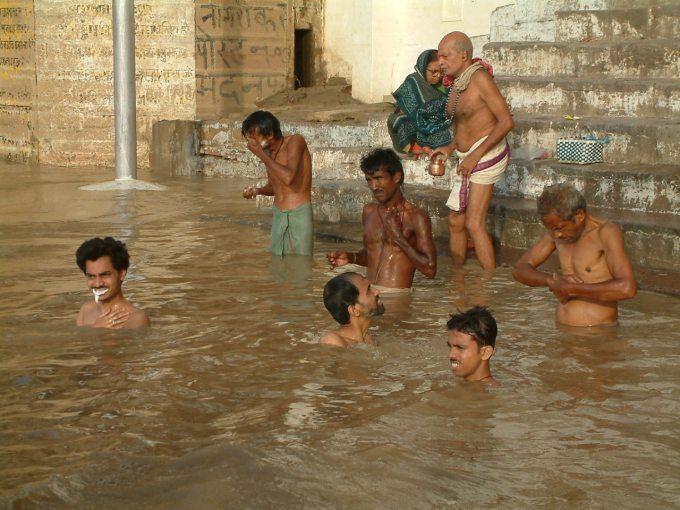 27 juli 2005 Varanassi – Shivpatinagar