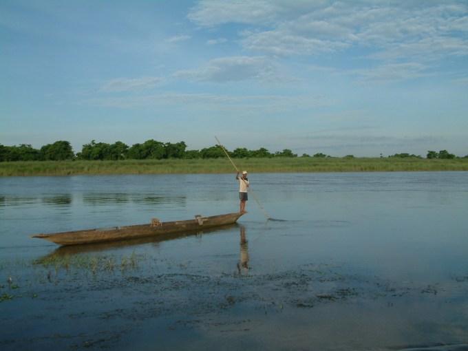 29 juli 2005 Chitwan National Park