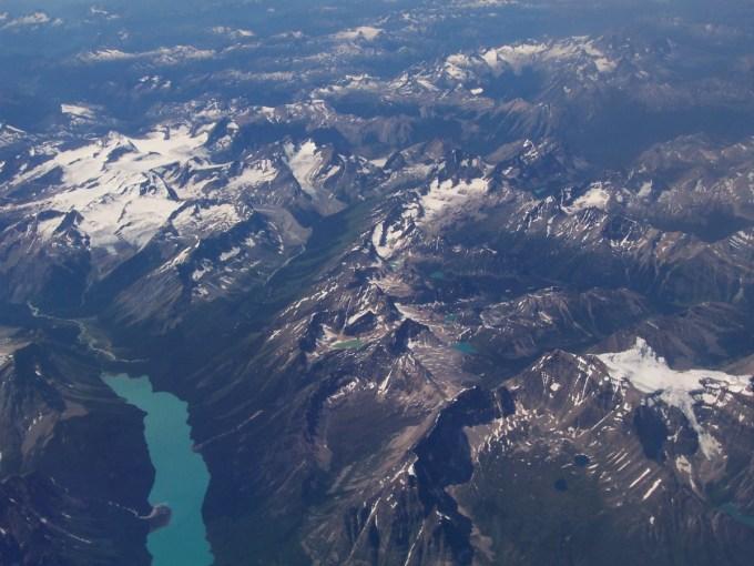 2 en 3 augustus  2007 Anchorage – A'dam