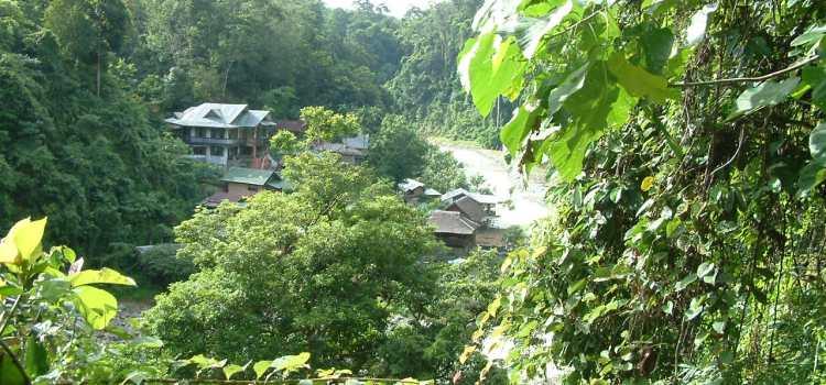 11 juli 2008 Bukit Lawang – Berastagi