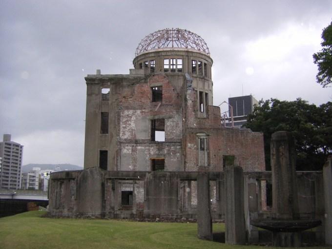 11 augustus 2010 Excursie Hiroshima