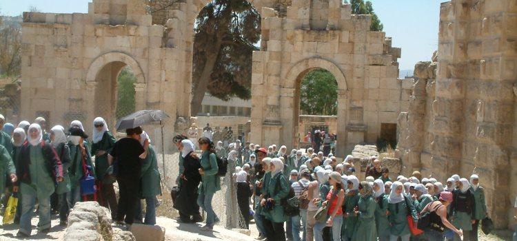 28 april 2008 Jerash – Madaba
