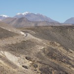 22 juli 2011 Arequipa – Colca Canyon (3350m)