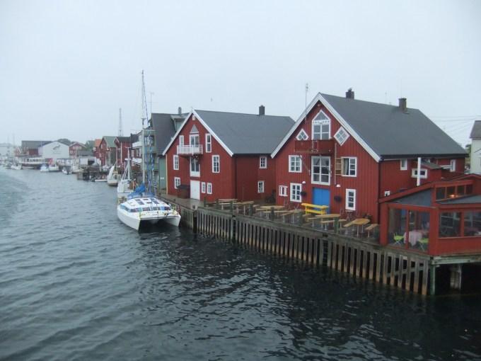 23 juli 2012 Henningsvaer –  68° 09'N 14° 12'E