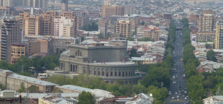 15 augustus 2015 Yerevan