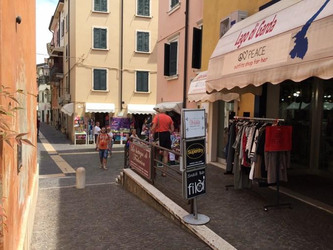 16 juni 2016 Pescheira del Garda