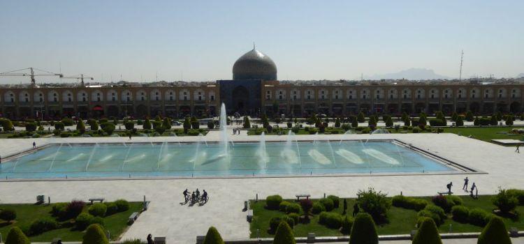 10 mei 2017 Isfahan