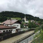 3 juli 2017 Fieberbrunn: stadswandeling