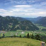 7 juli 2017 Fieberbrunn: St. Johann – St Jakob in Haus