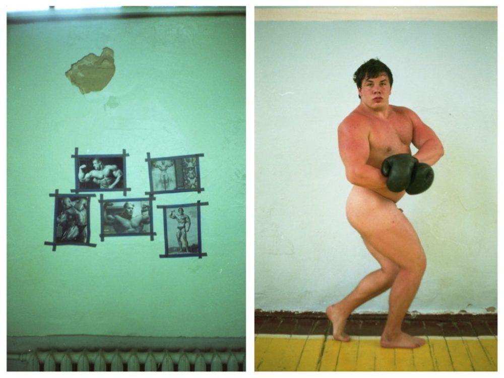 "© Sergey Melnitchenko, from the series ""Schwarzenegger is my idol"""