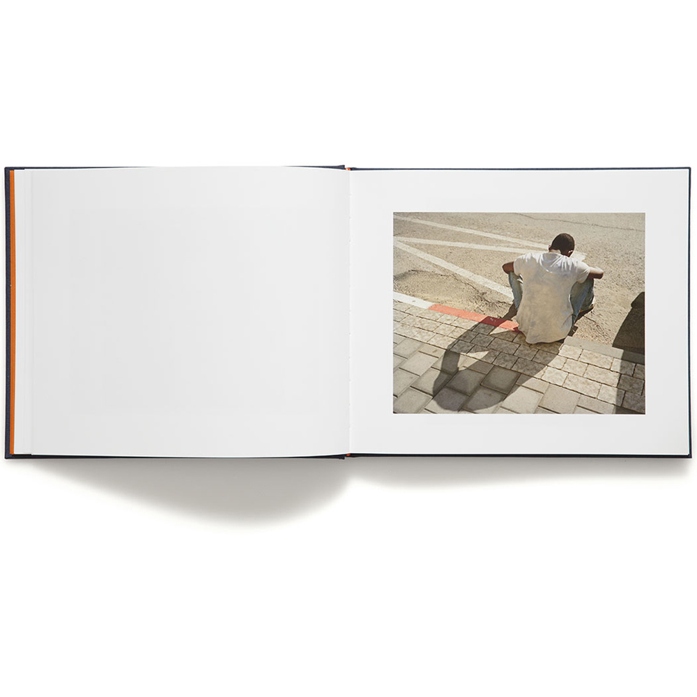 © J Carrier, 23.5 cm x 19.5 cm, 128 pages, 74 colour plates, embossed hardcover, MACK, September 2012