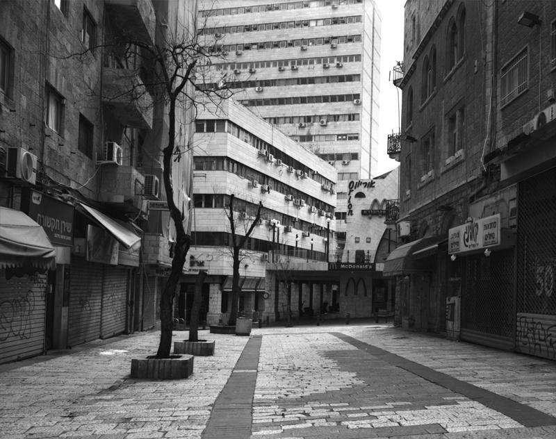 © Yaniv Waissa, Ben Hillel St, Jerusalem, 2011