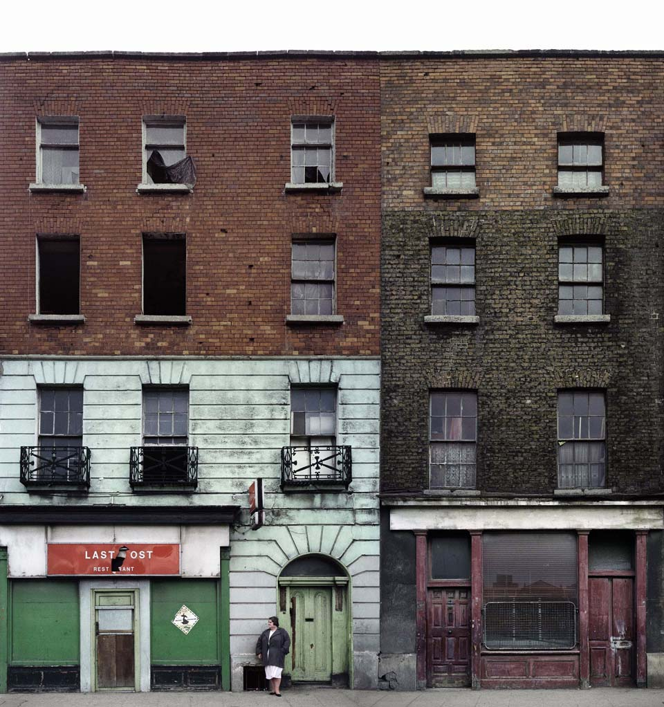 © David Jazay, Last Post, Ellis Quay, Dublin, 1985