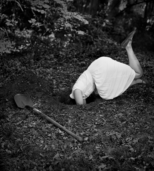 """© Rebecca Drolen, """"Escape Attempt No.5"""" from the series """"Particular Histories"""""""