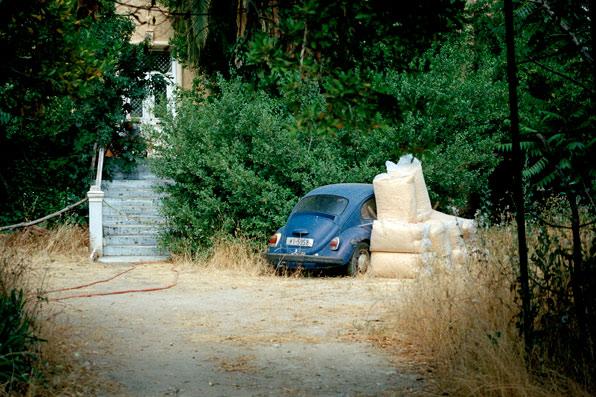 """© Alexis Vasilikos from the series """"36 Athenian Haiku"""""""