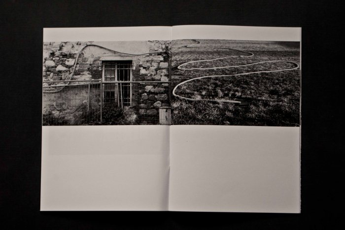 © Fabrizio Musu, A5, 40-pages, b&w photozine, offset digital hp indigo printed on 135gsm matt paper , cover on 240 gsm constellation raster e33 paper, edition of 30 hand-numbered copies