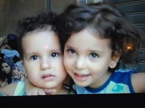 Angels from Gaza