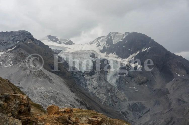Glaciers de l'Ortler