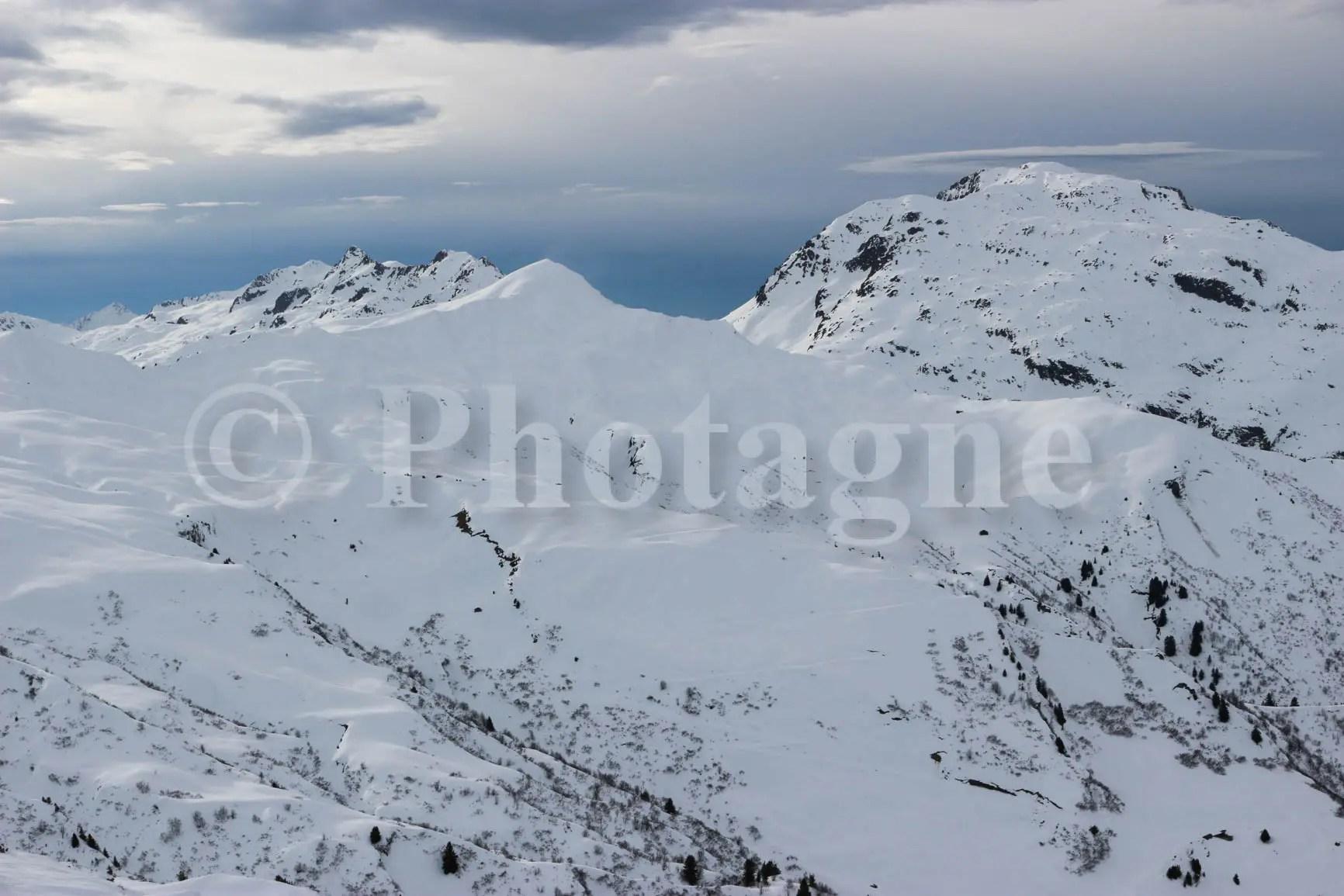 Panorama depuis la Croix du Berger