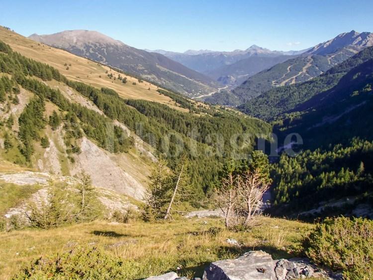 Sur les hauteurs de Bardonecchia