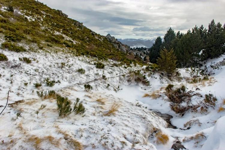 Le long du Riu de Salit