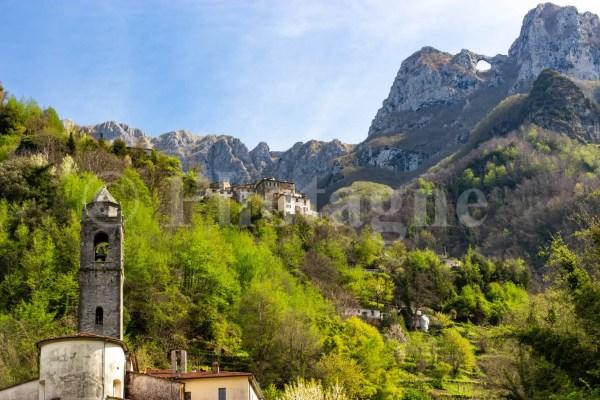 Cardoso et le Monte Forato