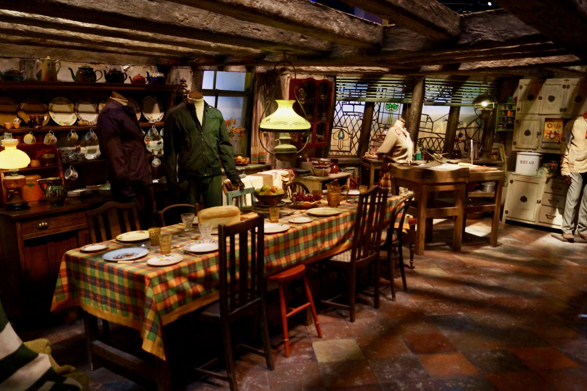The Burrow, Weasley's Home