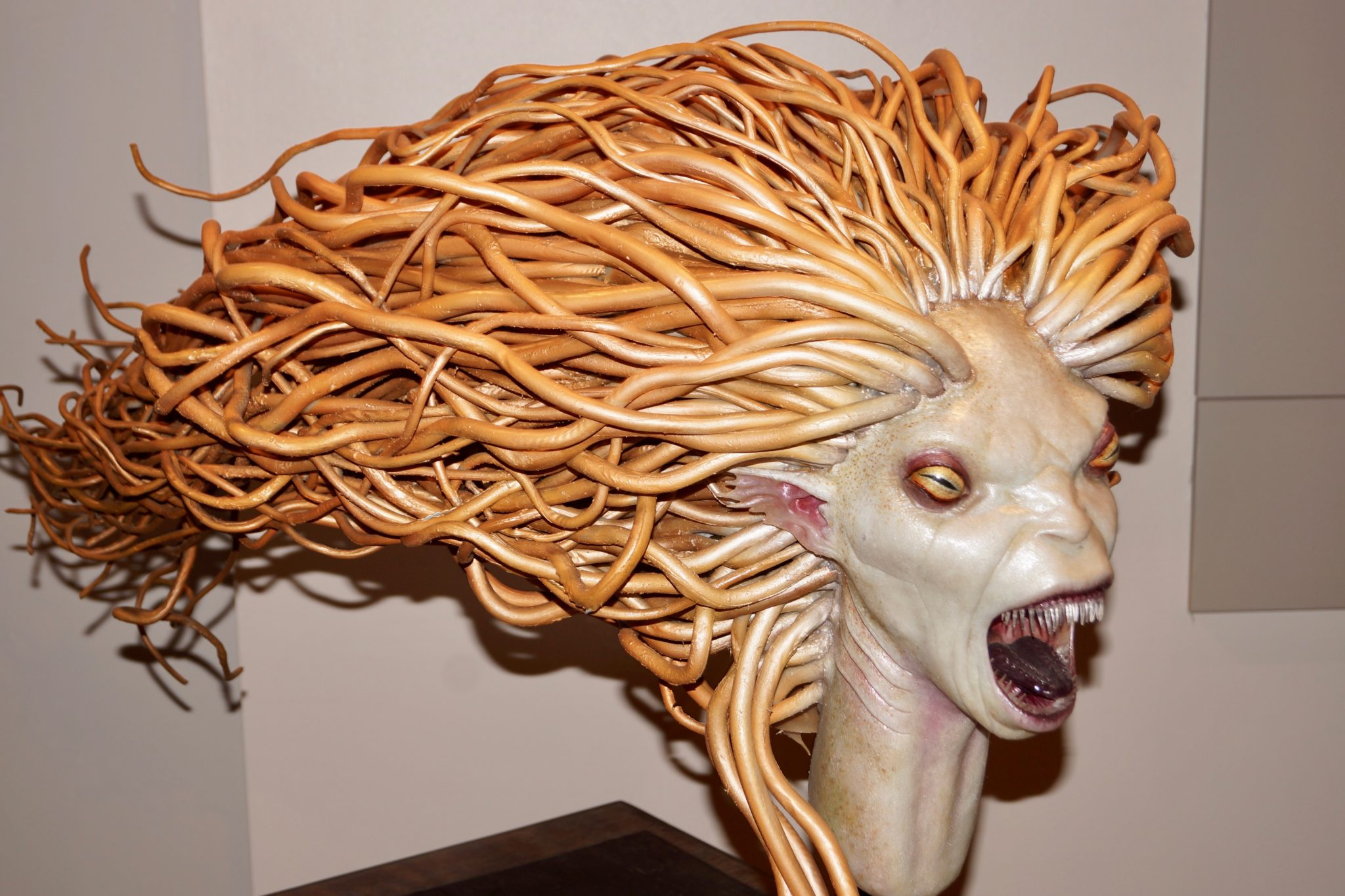 Harry Potter Mermaid Head, Creature Studio