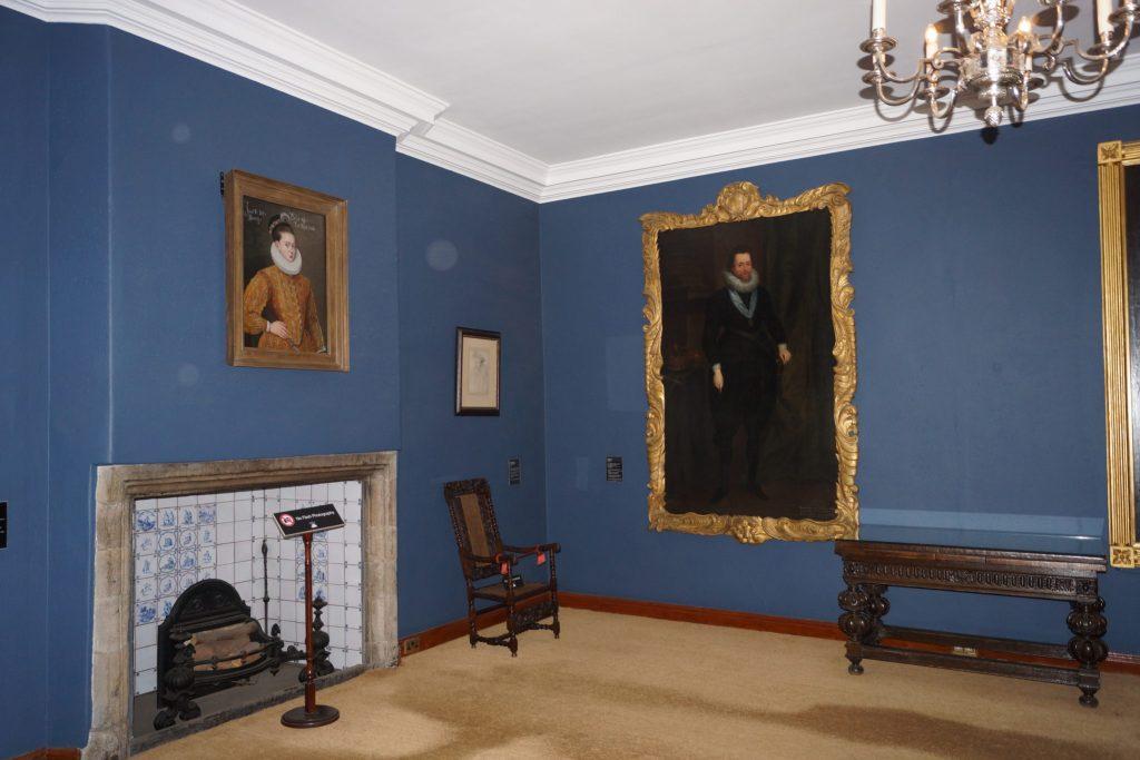 Residence of Edinburgh Castle