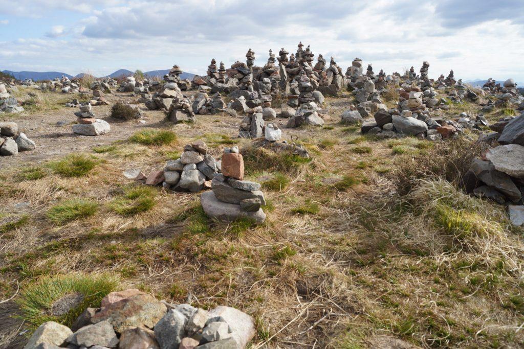 Scottish Highlands Cairns