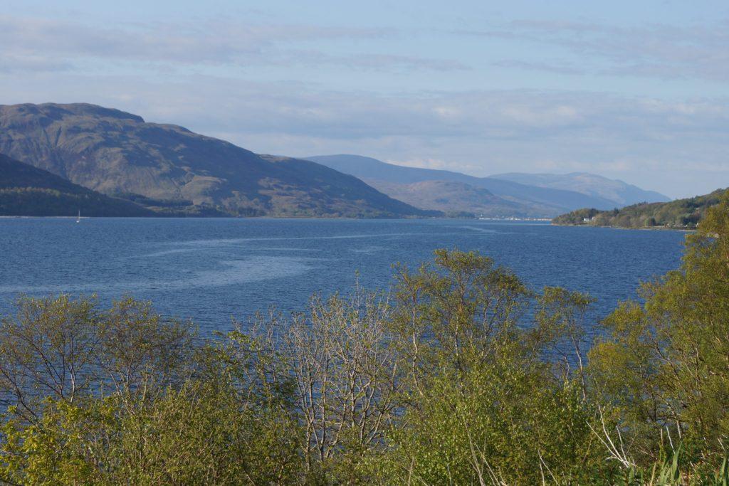 Highland Lakes Scotland