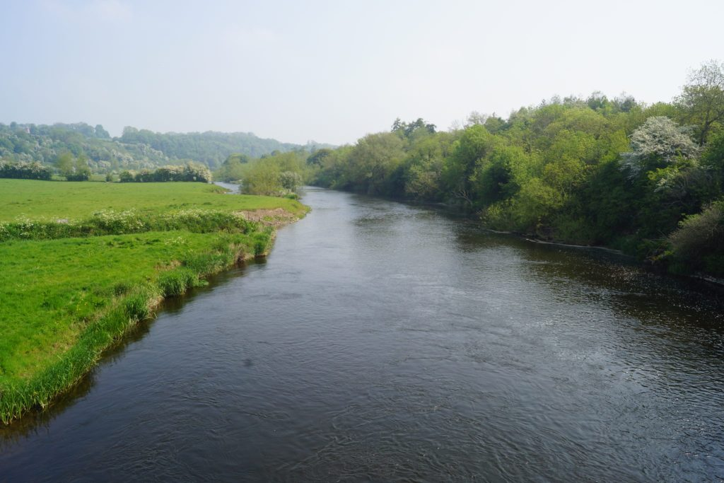 The River Boyne at Newgrange