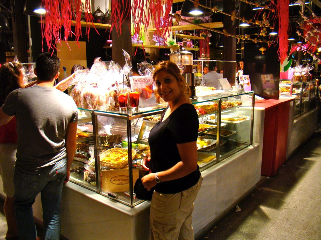 Mercado de San Miguel desserts