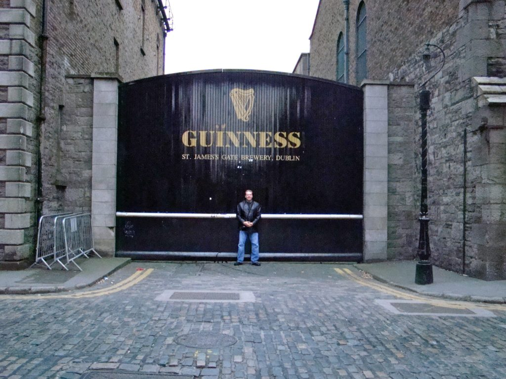 Guinness Brewery, Storehouse, Dublin, Ireland, Ireland Top 6 Places to Visit