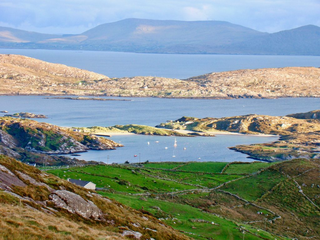 Glenalappa Middle view from Ring of Kerry, Ireland, Ireland Top 6 Places to Visit