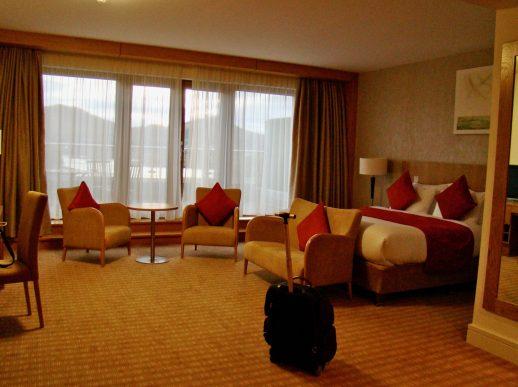 Sneem Hotel Room