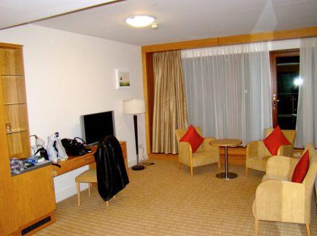 Sneem Hotel Lounge Room area